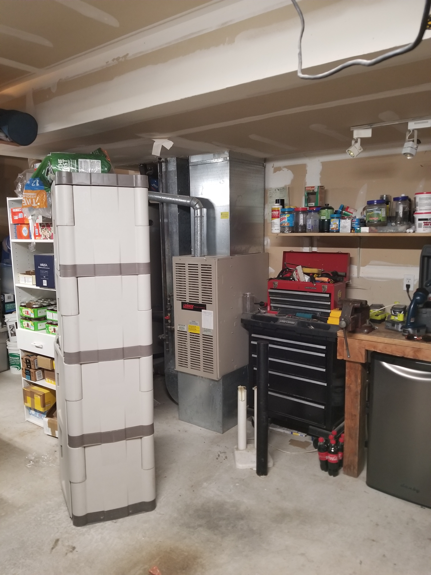 Lake Stevens, WA - Estimate on a new furnace and air conditioner