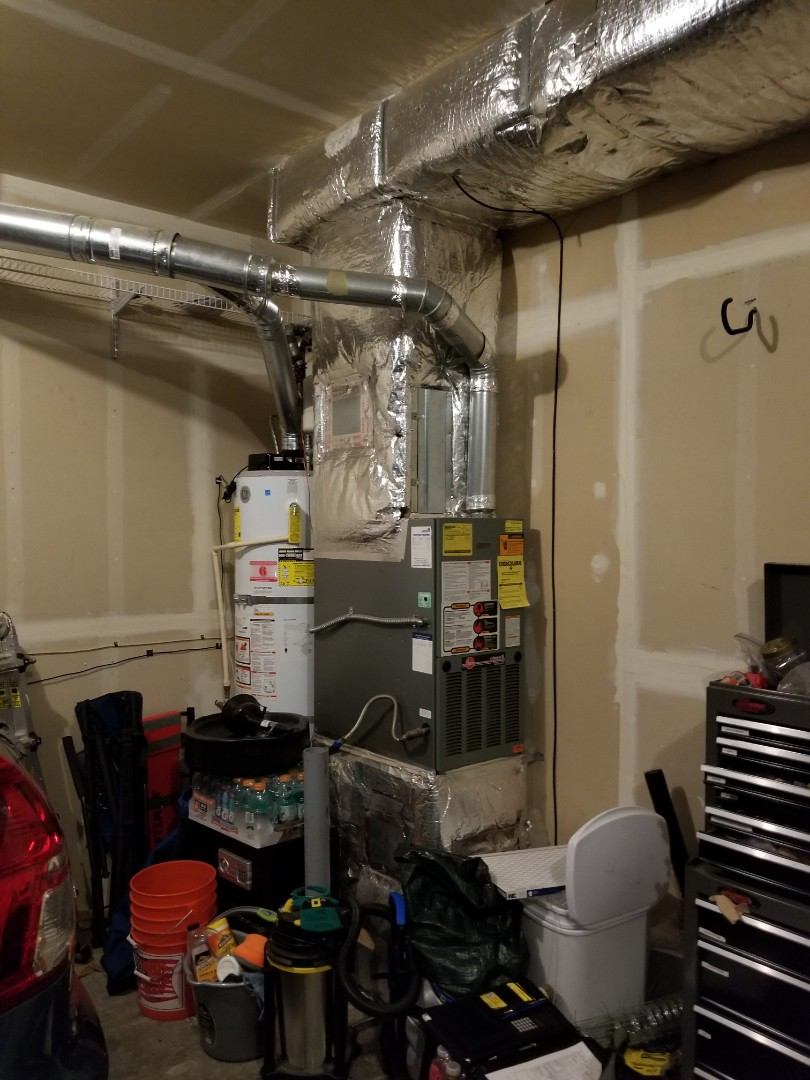 Bothell, WA - Providing an estimate to install a Lennox Elite Series air conditioner in Bothell.
