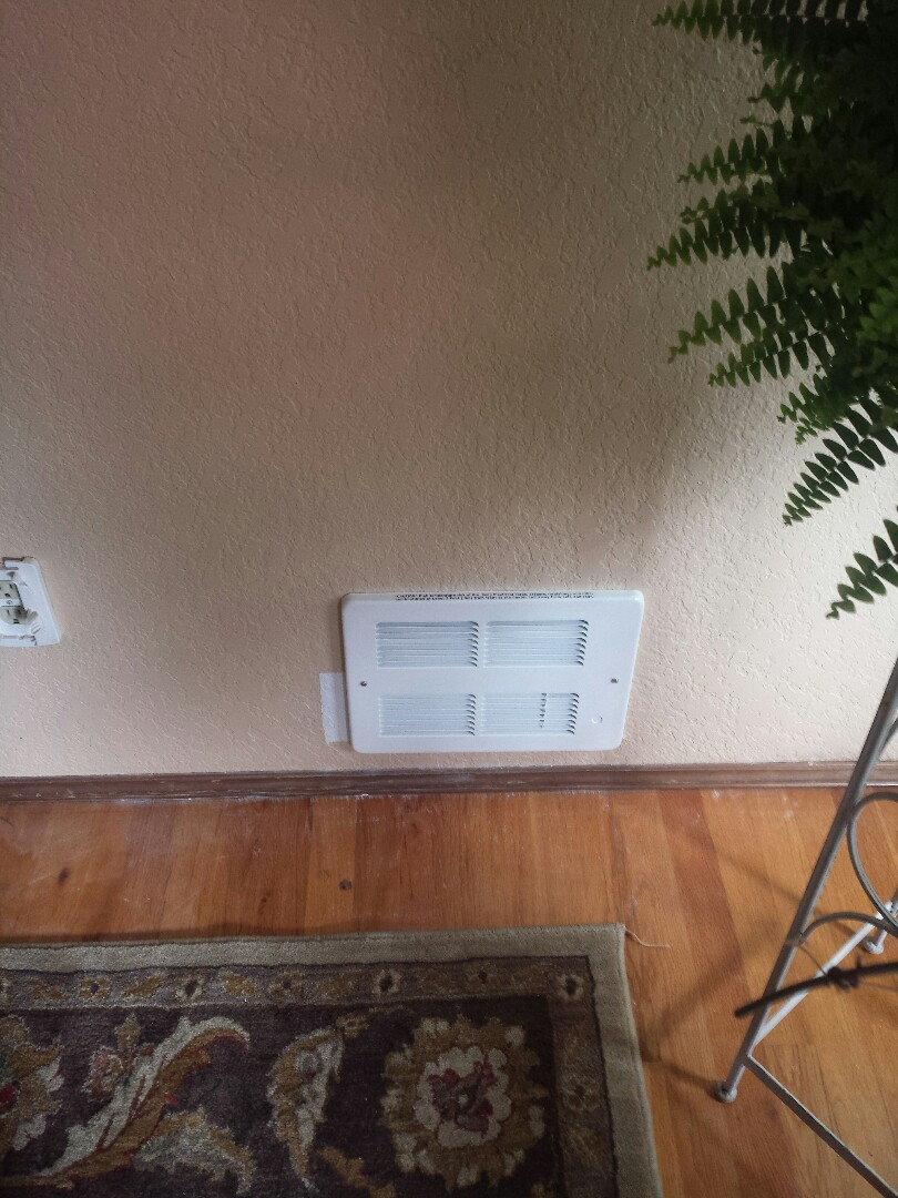 Mukilteo, WA - We are installing 7 brand new King electric heaters.