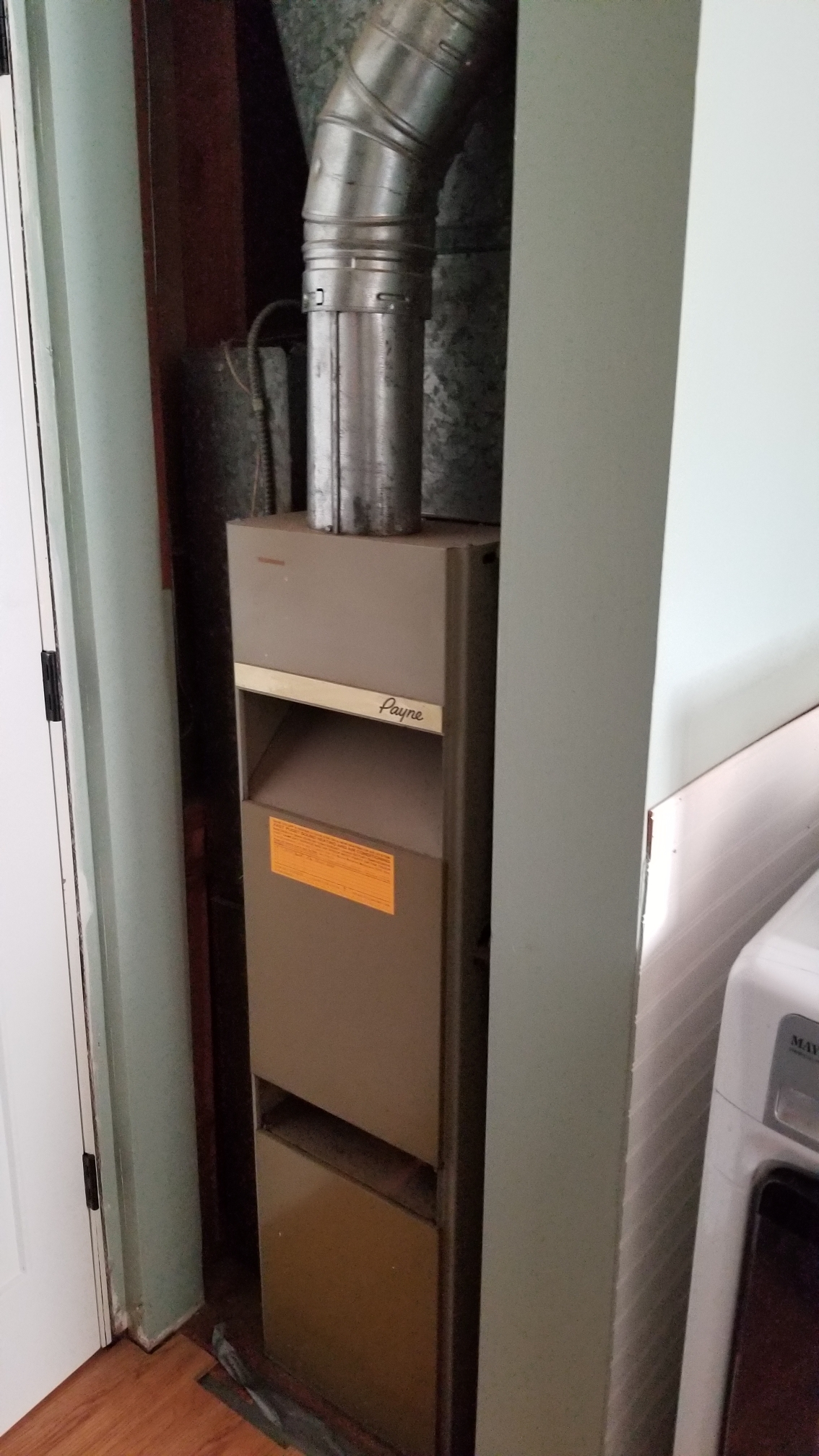 Lynnwood, WA - Estimate on a new gas furnace