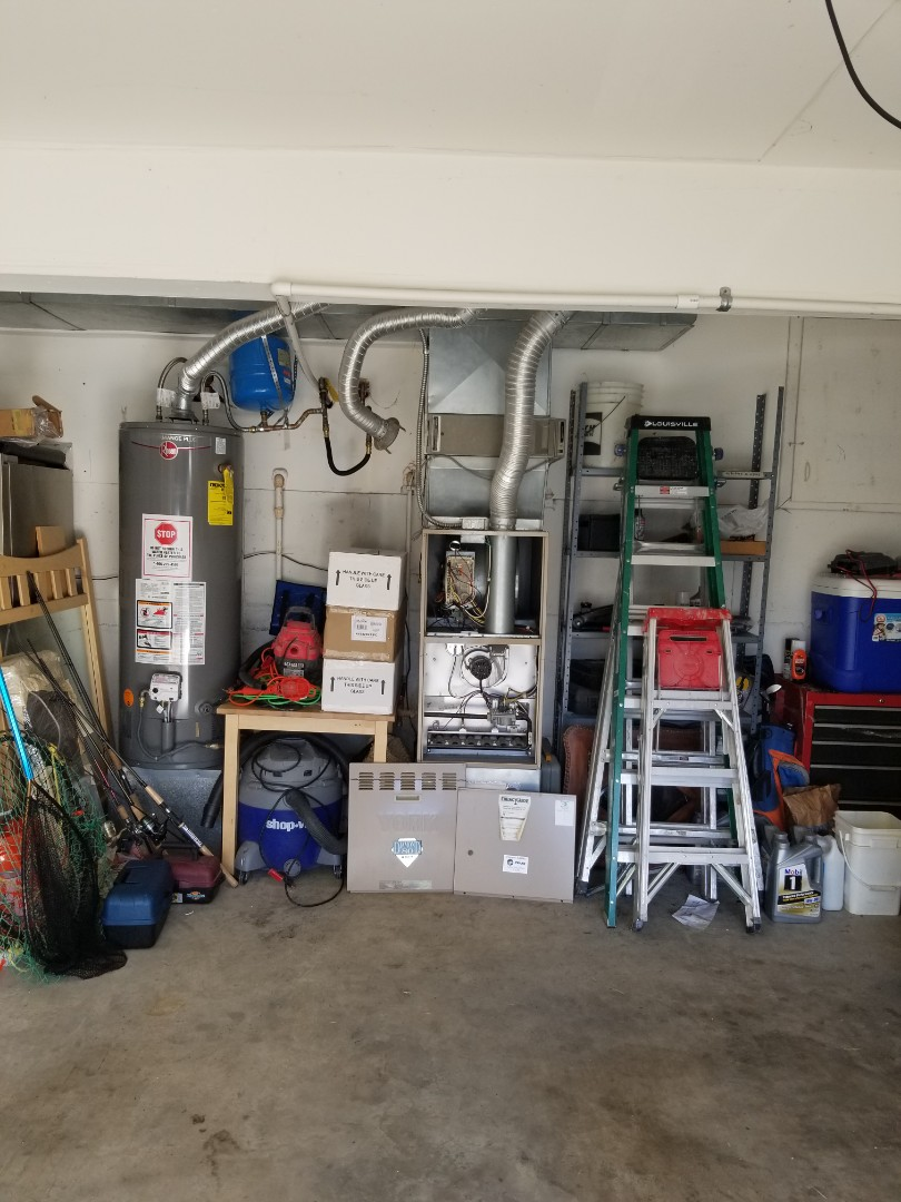 Marysville, WA - Providing an estimate to install a York furnace in Everett.