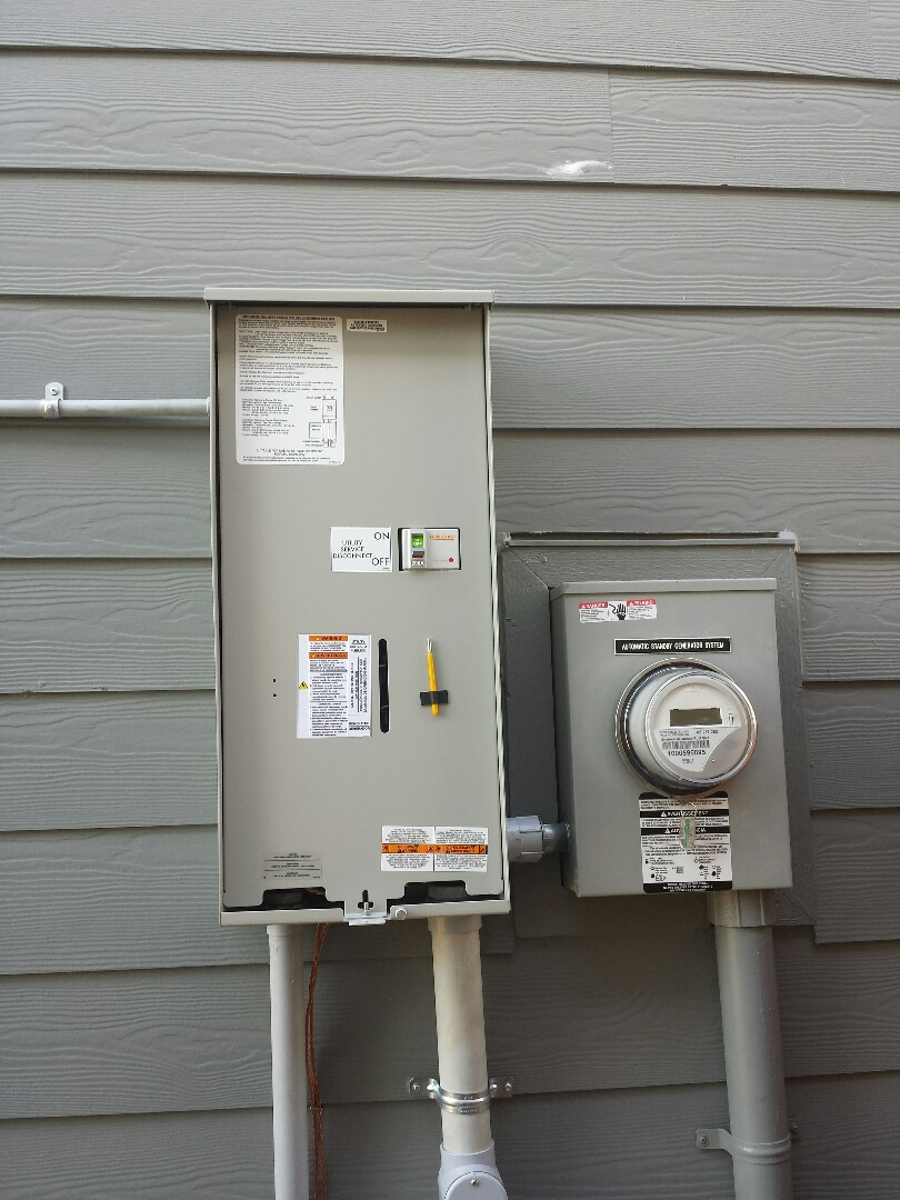 Lake Stevens, WA - We are installing a 20KW Honeywell Generator with 3 load shed modules.