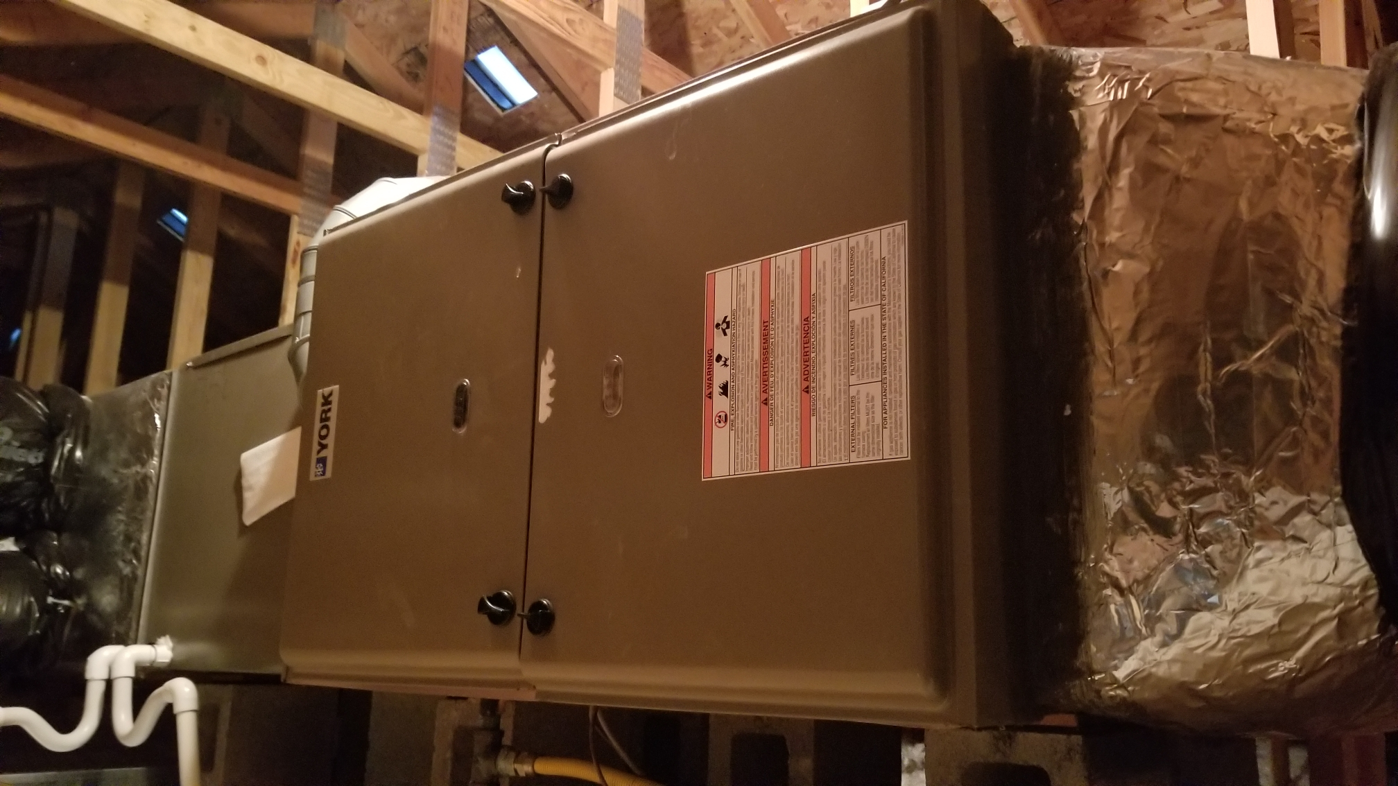 Bothell, WA - Estimate on a new air conditioner on existing equipment