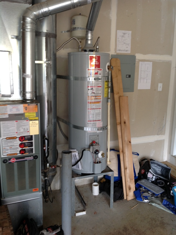 Monroe, WA - State water heater repair.  In Monroe,Wa