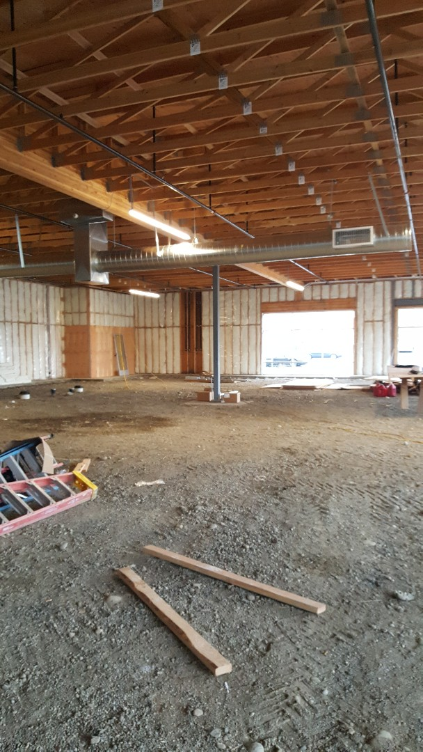 Stanwood, WA - commercial ducting