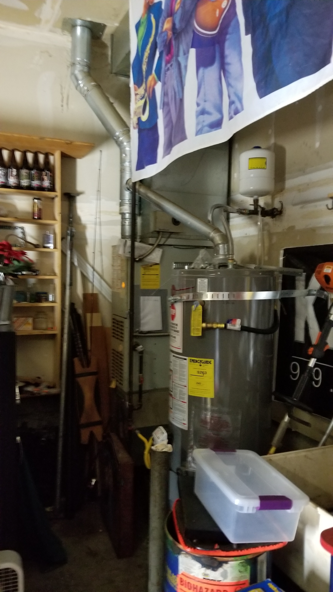 Lake Stevens, WA - Estimate on air conditioning and new furnace