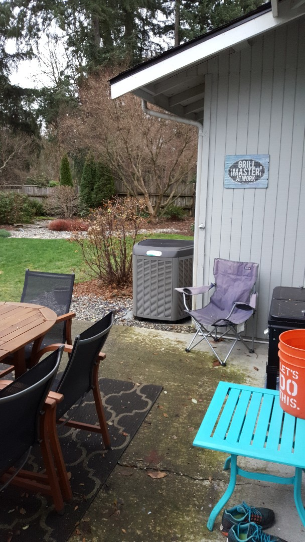 Marysville, WA - Lennox heat pump