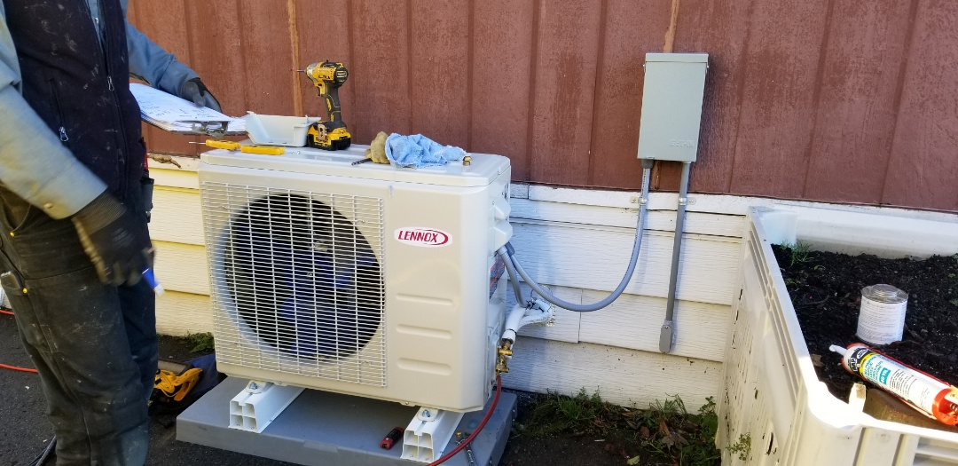 Sultan, WA - ELECTRICAL INSTALL NEW HEAT PUMP SYSTEM