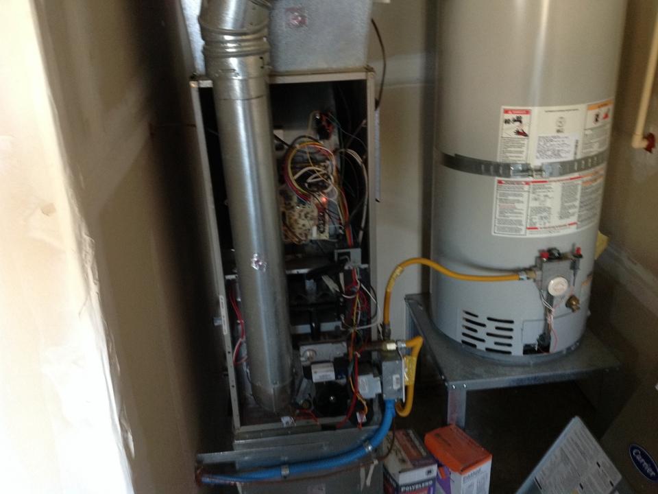 Monroe, WA - Carrier gas furnace tune up