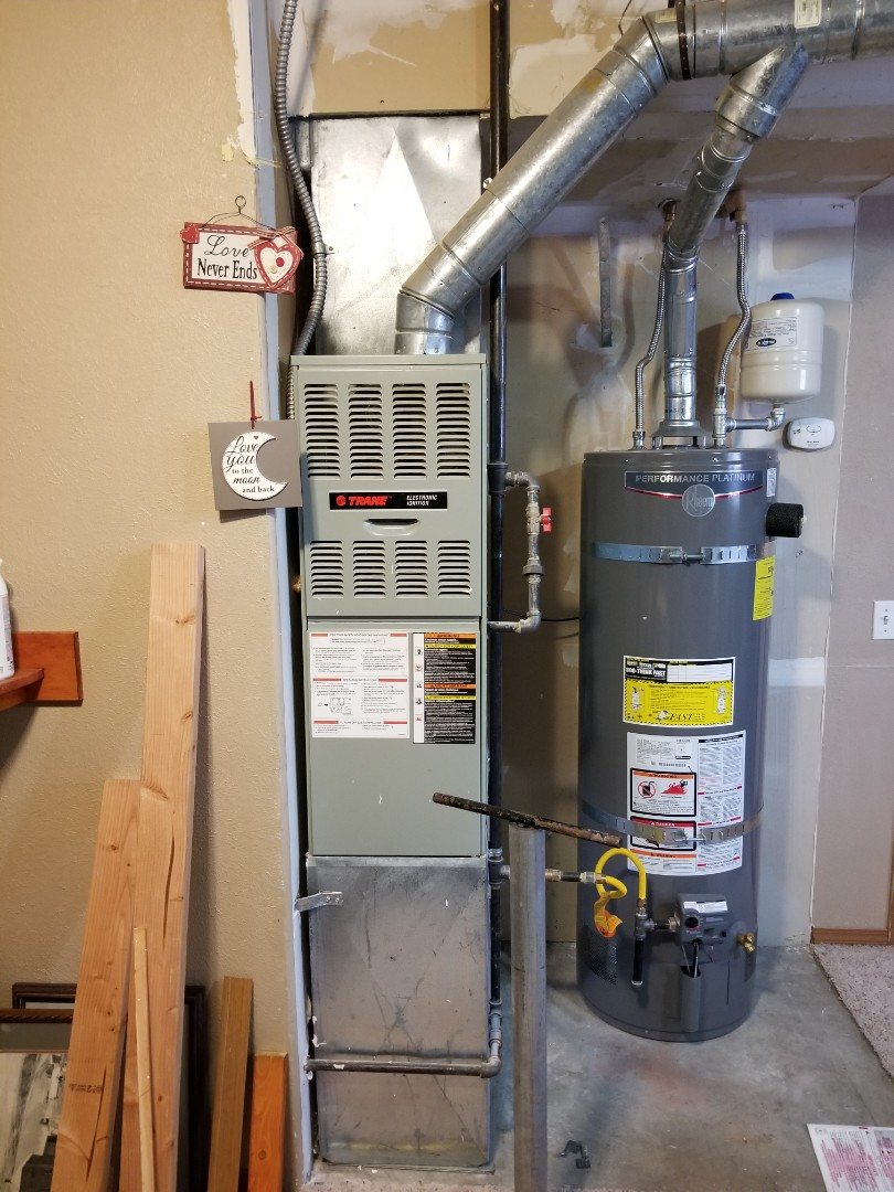 Mukilteo, WA - Providing an estimate to install a York furnace in Monroe.