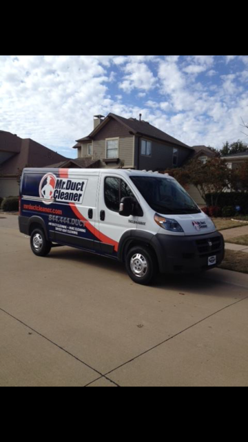 Plano, TX - Clean air duct system and dryer vent