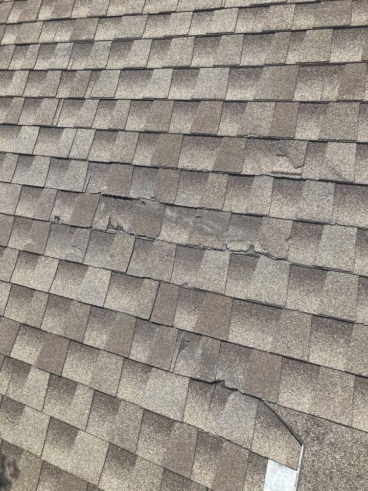 San Antonio, TX - Roof inspection