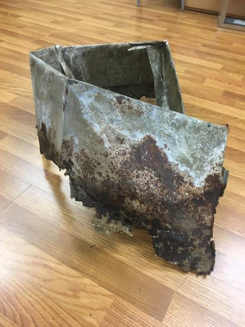Mountlake Terrace, WA - Discovered the cause of this customer's musty smell inside the house. We replaced the plenum and fixed their insulation for a warmer and less smelly home!