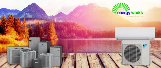 Mountlake Terrace, WA - Tired of those huge power bills every month?  Purchase a new heat pump system from Energy Works.  Then reduce your power bill up to 62%.  Finance your system with us and make your payments with the money your saving on your power bill. Get cooling (A/C) as an added bonus!