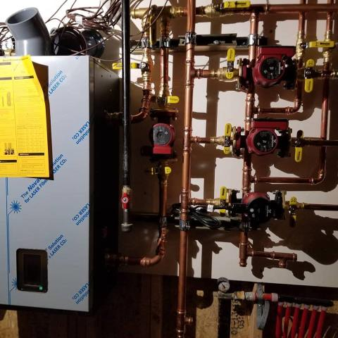 Mountlake Terrace, WA - Need your boiler, Geo thermal or radiant system installed or serviced? Call Energy Works today for a free consultation.
