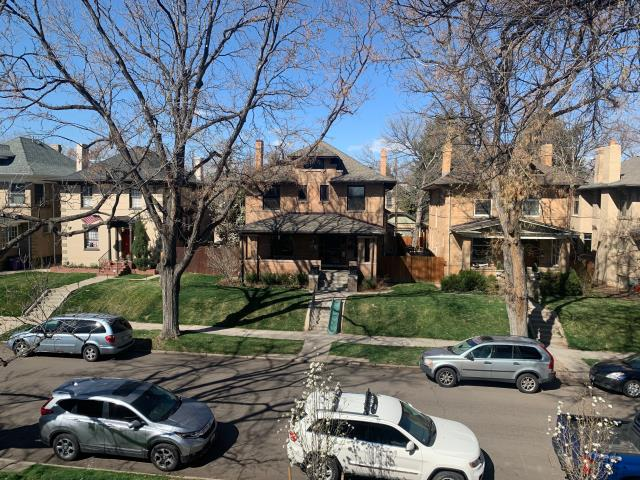 Denver, CO - Home owner called in looking for a Denver residential roofing contractor to inspect their asphalt shingled roof.  Upon inspection we found there to be substantial hail damage.  We worked with the home owners insurance carrier to get the roof replaced. We finally installed with a GAF Timberline HD shingle in Weather Wood. Roof looks great!