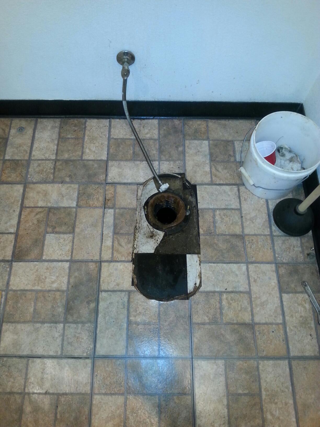 Sacramento, CA - Sacramento camera check of the sewer line.