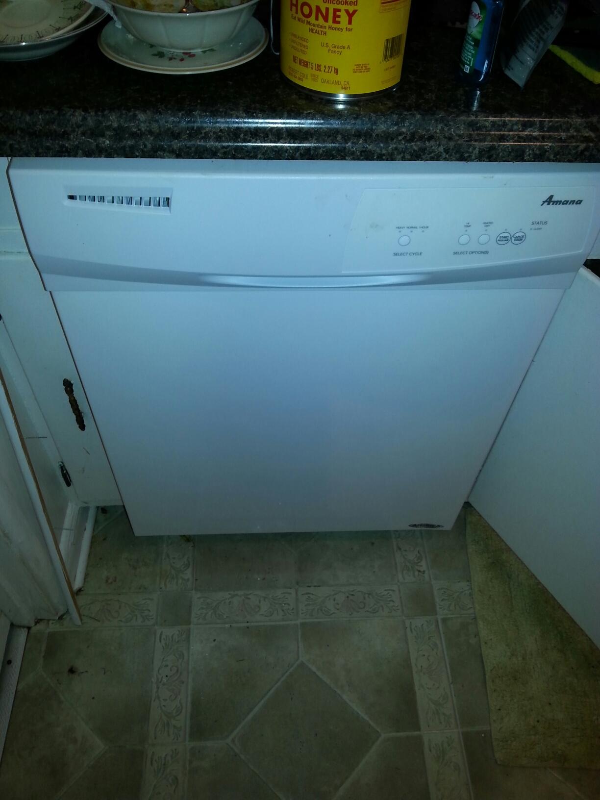 Penryn, CA - Loomis dishwasher instal, new sink drain lines and new Air gap.