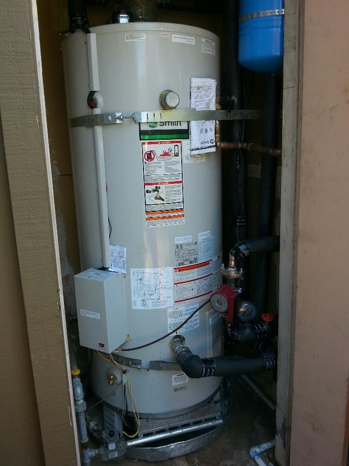 Colfax, CA - Plumbing Meadow Vista. Meadow Vista plumbing. Estimate to install new 40 gallon propane water heater.