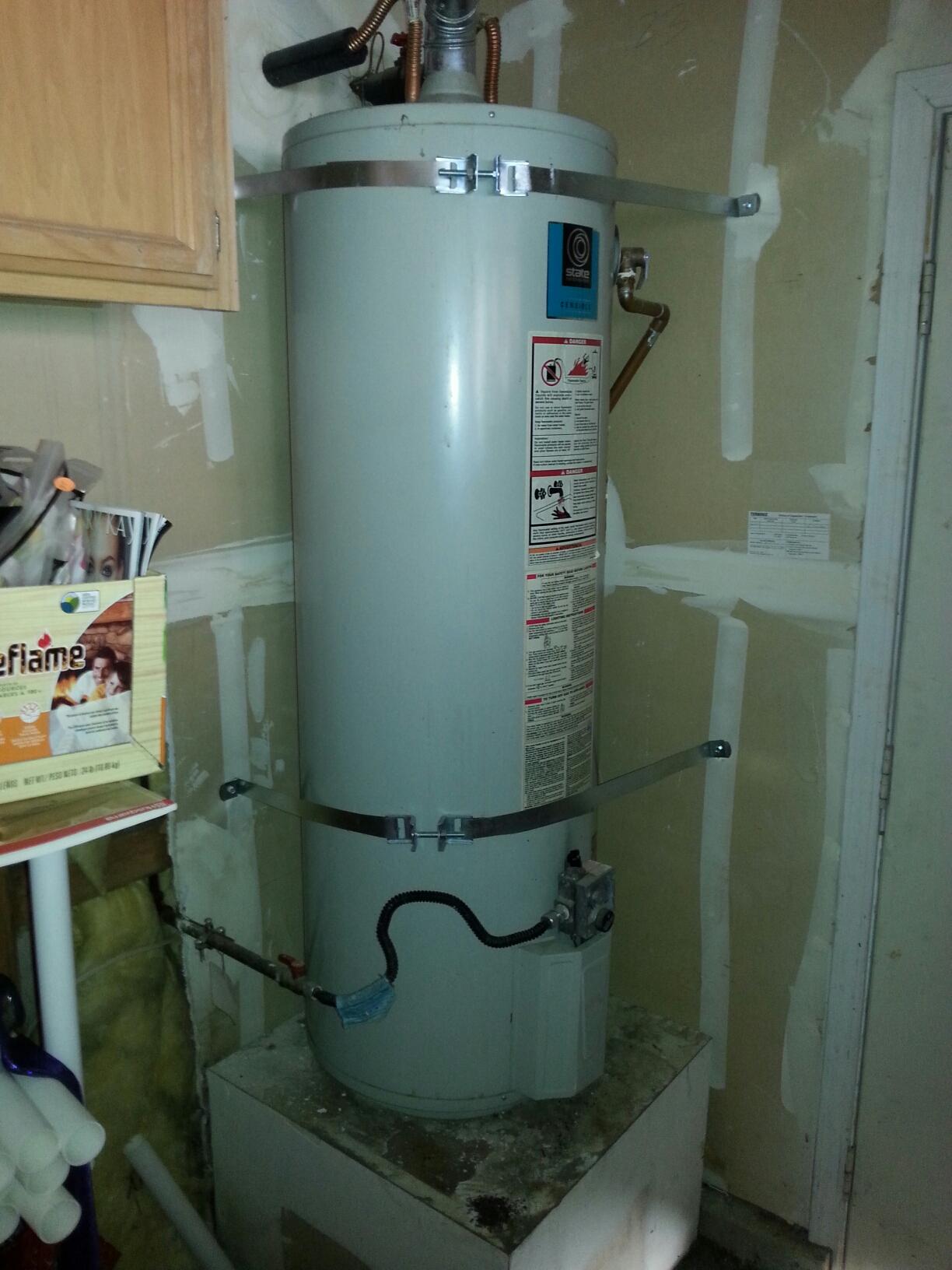Antelope, CA - Antelope plumbing repair water heater diagnostic clean cook pan replace thermal coupling