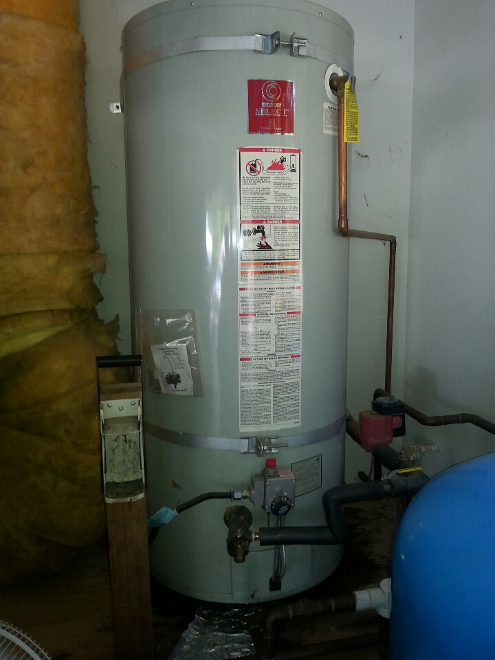 Colfax, CA - Colfax water heater replacement