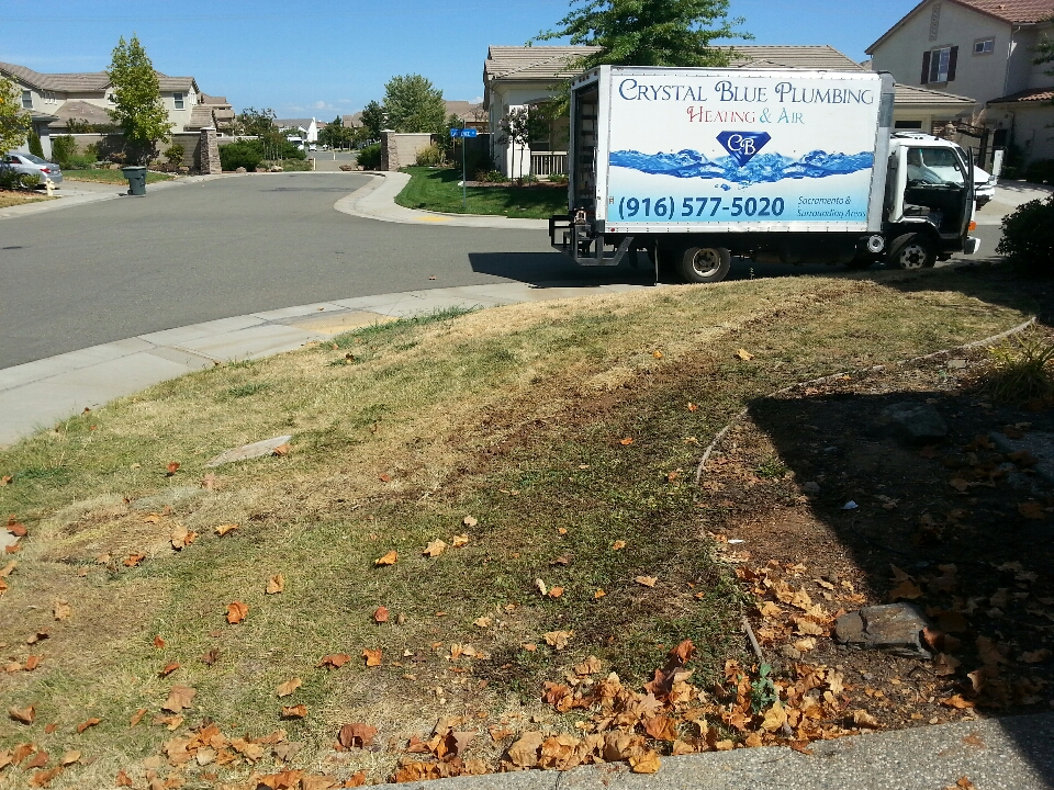 Lincoln, CA - Lincoln water main replacement completion