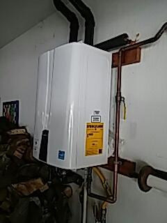 Grass Valley, CA - Grass Valley navien tankless filter cleaning