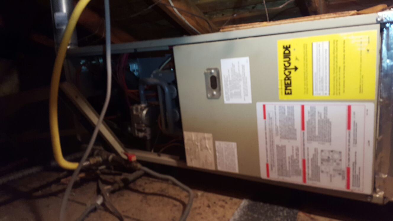Roseville, CA - Furnace repair. Roseville Ca