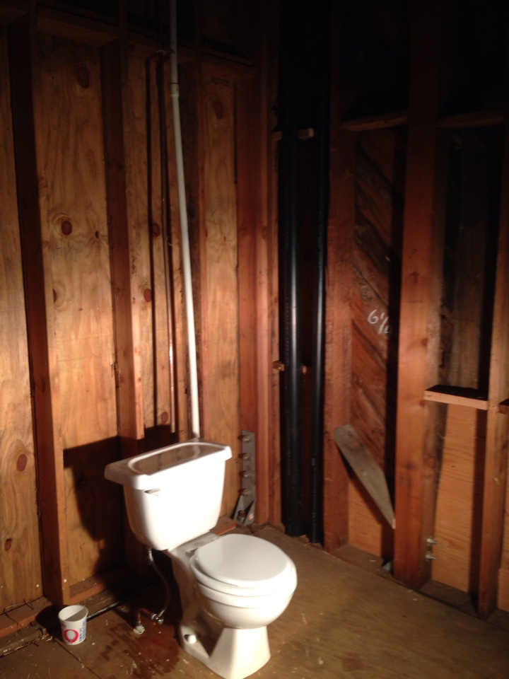 Colfax, CA - Sewer,water,toilet install. New construction. Colfax plumbing. Colfax