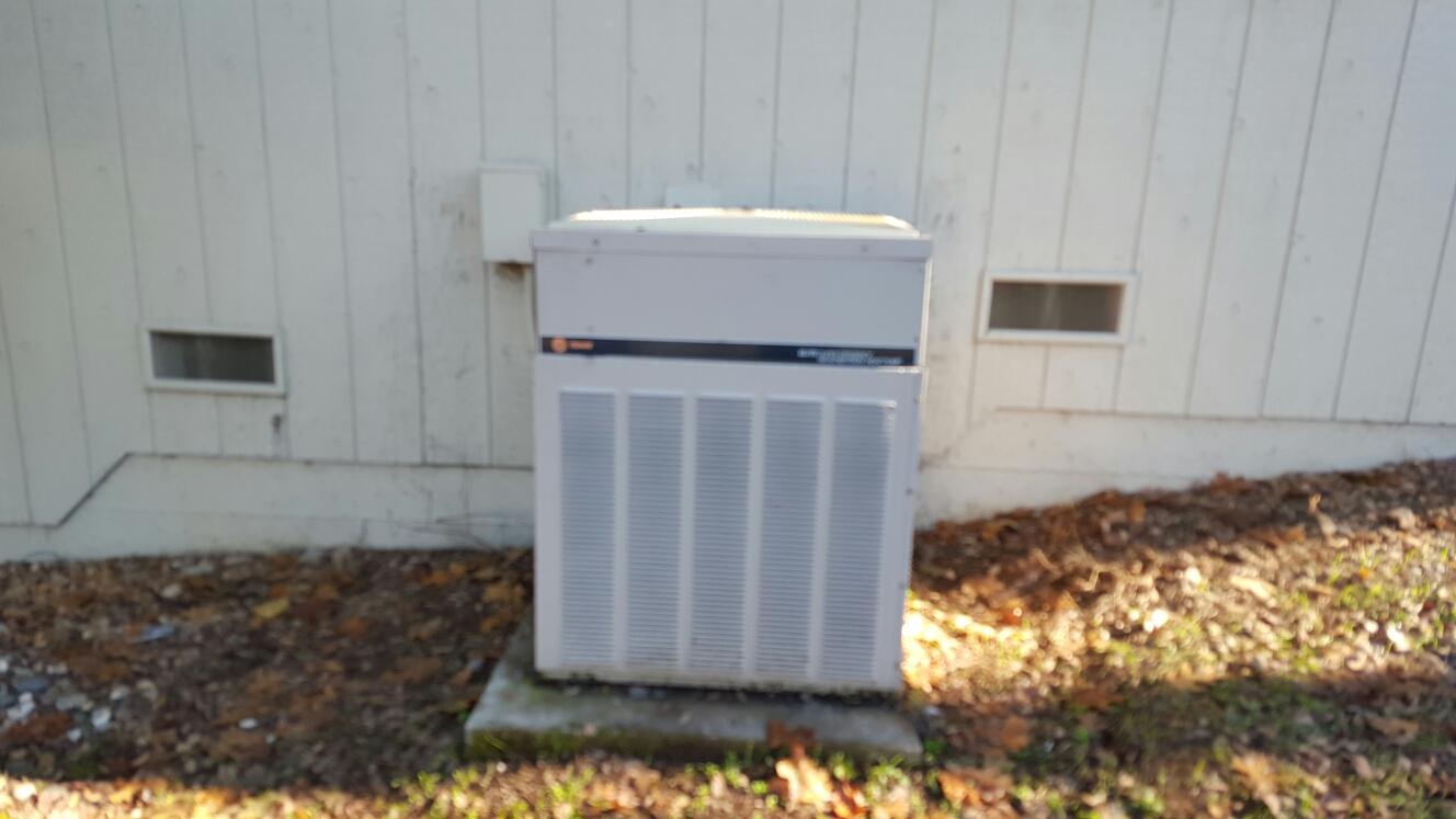 Penn Valley, CA - Penn Valley Lake Wildwood service / repair Trane heat pump split system