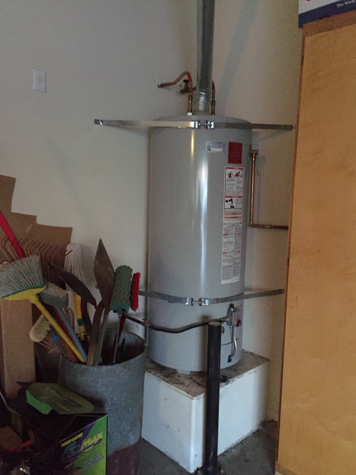 Newcastle, CA - Auburn water heater estimate. New Comfort pump estimate.