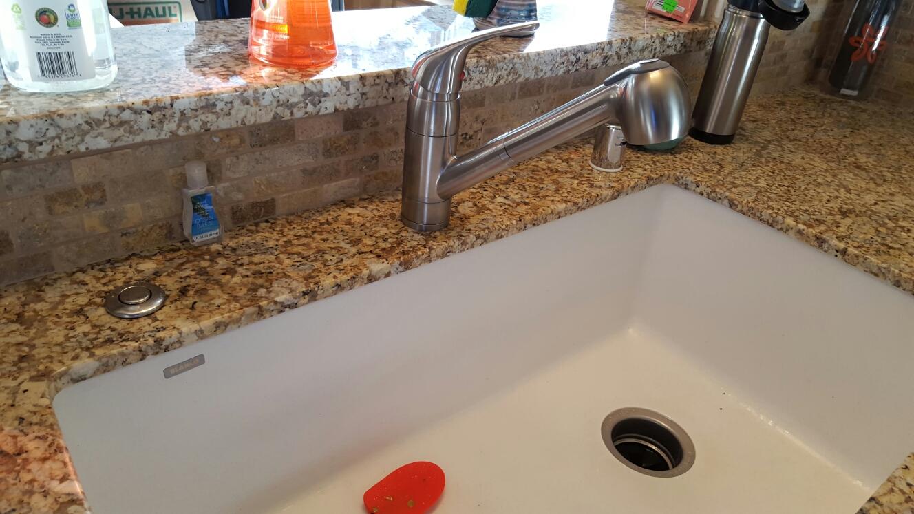 Grass Valley, CA - Plumbing Colfax Colfax Plumbing install new kitchen faucet, replumb  shower valve