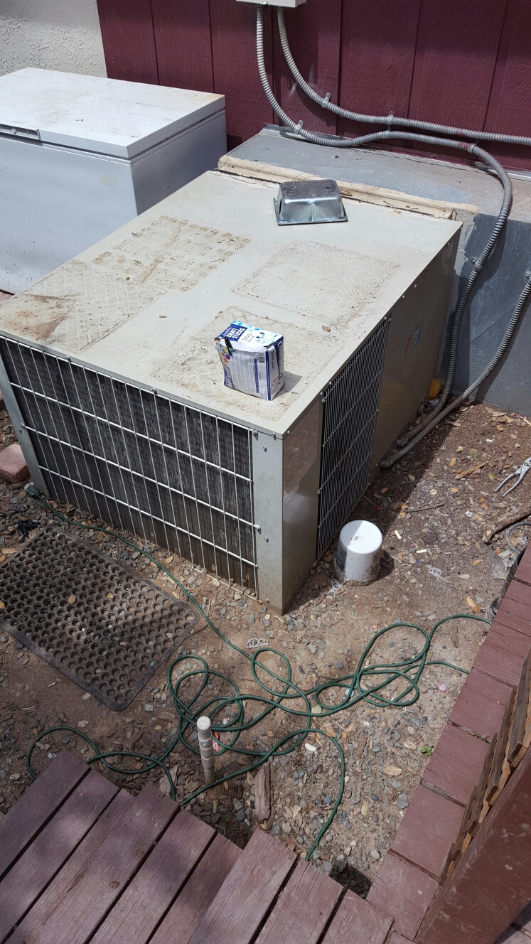 Penryn, CA - Air conditioner estimate Loomis ca