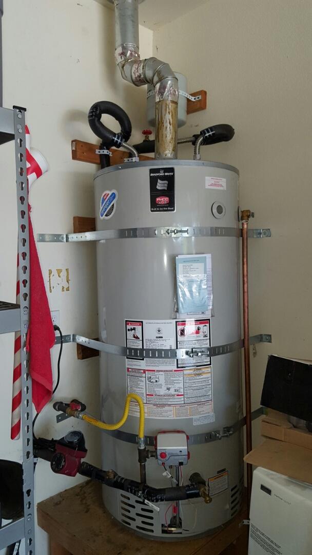 Citrus Heights, CA - Plumbing Citrus Heights Citrus Heights plumbing install 50 gallon water heater