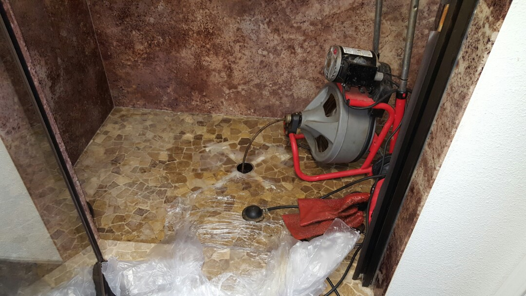 Penryn, CA - Penryn Plumbing drink luring commercial shower drain and plumbing inspection