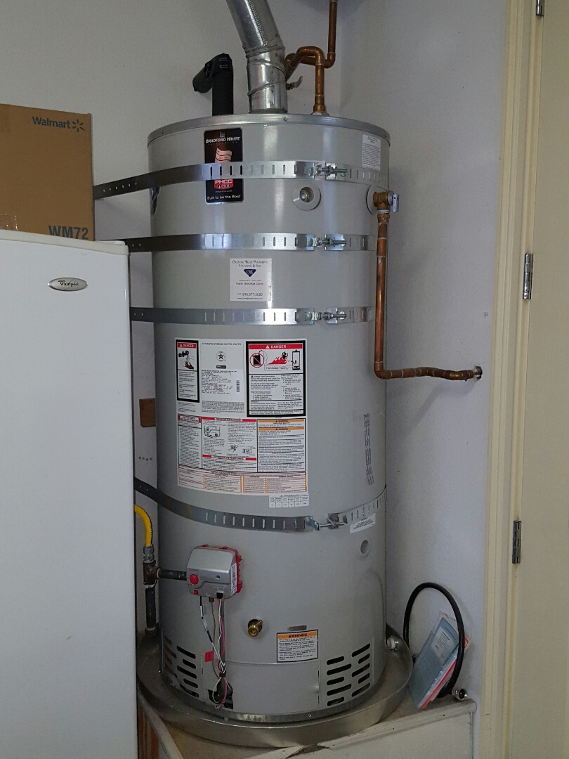 Lincoln, CA - Plumbing Lincoln Stone new water heater