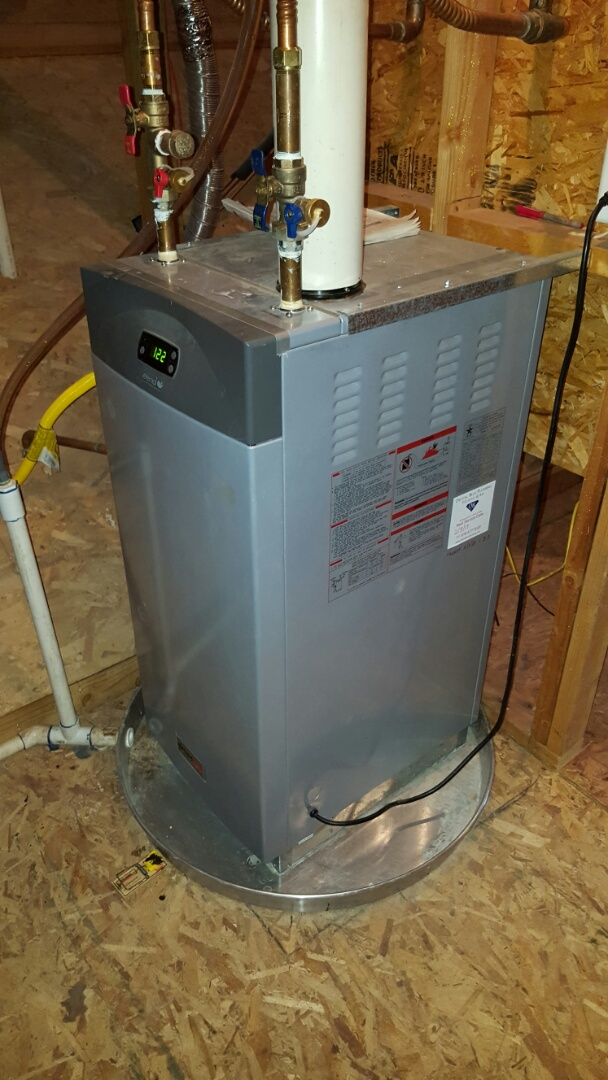 Newcastle, CA - Plumbing Auburn service existing tankless water heater and plumbing inspection