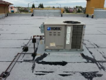 Rocklin, CA - Rocklin commercial service rooftop package unit Rocklin gas pack service Rocklin Heating and Air Conditioning Service