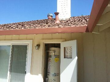 Plumbing Sacramento. Sacramento plumbing. Installed new water heater system estimate