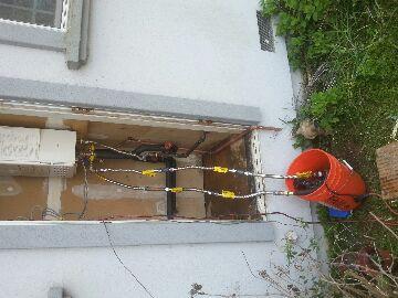 Wilton, CA - Plumbing wilton.Wilton plumbing. Install bypass kit at tankless in Flushing unit.