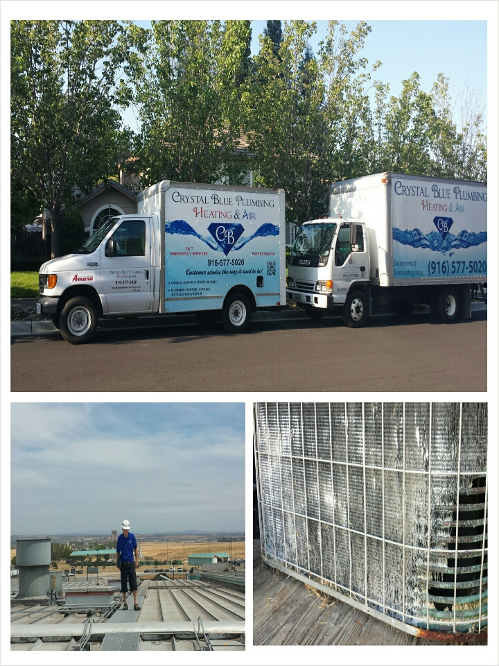 Loomis, CA - Commercial air conditioning repairs in Lincoln California commercial HVAC air conditioning service & repair