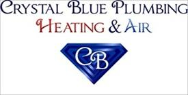 Recent Review for Crystal Blue Plumbing, Heating & Air