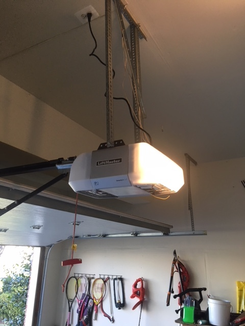 New Castle, DE - New garage door opener