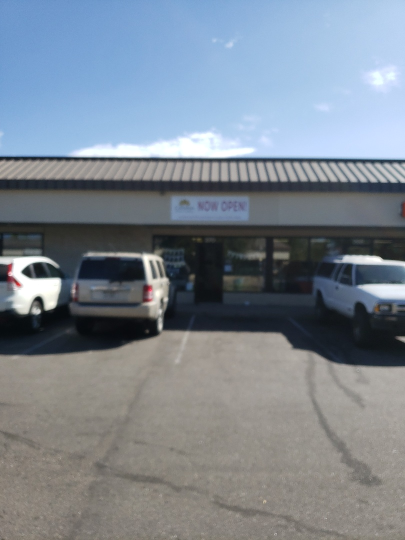 Loveland, CO - Temporary banner up until permanent signage is installed!
