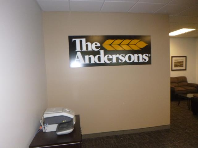 Loveland, CO - New interior and vinyl signs for a local client.