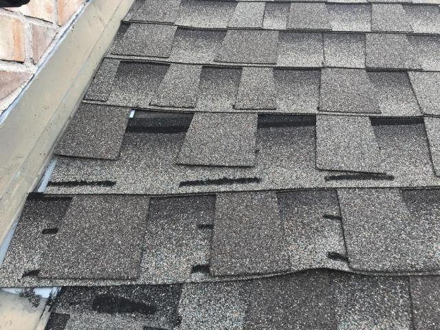 Round Rock, TX - Roof repair recommended by local realtor. Homeowner was buying house and was interested in the repairs or replacement. Ultimately a repair was recommended and we completed this for them in Round Rock.