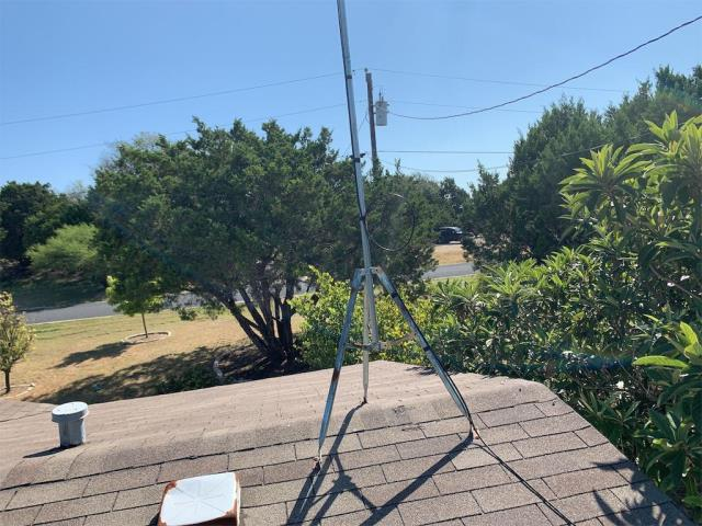 Georgetown, TX - Roof inspection in Georgetown Texas. Active leak and some damage identified on roof. Repair recommended and completed for homeowner.