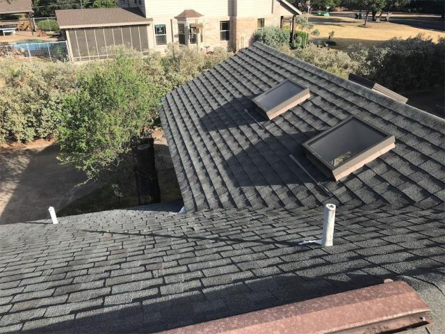 Georgetown, TX - Roof inspection for roof replacement in Georgetown Texas. Homeowner referred to us by work done in her neighborhood. Possible replacement and insurance claim.
