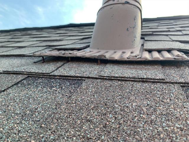 Georgetown, TX - Roof inspection for homeowner in Georgetown Texas. Possible replacement but turned out they only needed some minor repairs.