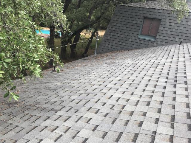 Georgetown, TX - Roof inspection on aged roof system. Homeowner looking to get roof replaced immediately. Needing a replacement recommendation or quote from us.